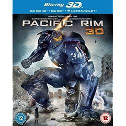 Pacific Rim 3d [Blu-ray]