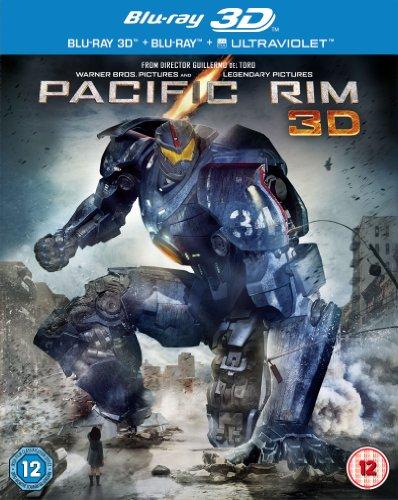 Pacific Rim 3d [Reino Unido] [Blu-ray]