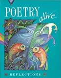 img - for Poetry Alive Reflections book / textbook / text book