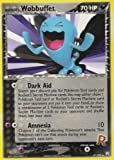Pokemon Ex Team Rocket Returns Uncommon Rocket's Wobbuffet 47/109
