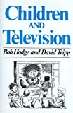 Children and Television: A Semiotic Approach
