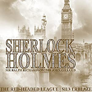 Sherlock Holmes - The Red Headed League & Silverblaze Radio/TV Program
