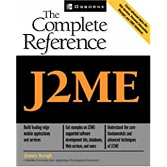 COMPLETE REFERENCE THE J2ME PDF