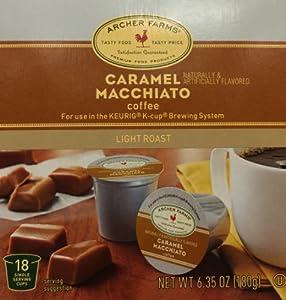 Caramel Coffee K Cups