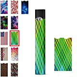 (2 Pack) JUUL Skin Wrap Decal Sticker (Green) (Color: Green)