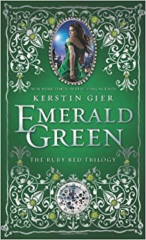 Emerald Green (The Ruby Red Trilogy): Kerstin Gier, Anthea