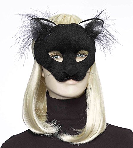 Forum Novelties Women's Plush Cat Mask