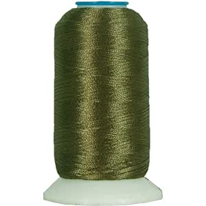 Amazon Polyester Embroidery Thread No 337  Hedge