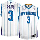 Adidas New Orleans Hornets Chris Paul Replica Home Jersey Extra Large