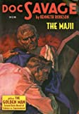 The Majii/The Golden Man (Doc Savage (Nostalgia Ventures)) (1932806768) by Dent, Lester