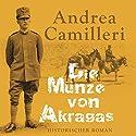 Die Münze von Akragas Hörbuch von Andrea Camilleri Gesprochen von: Josef Tratnik