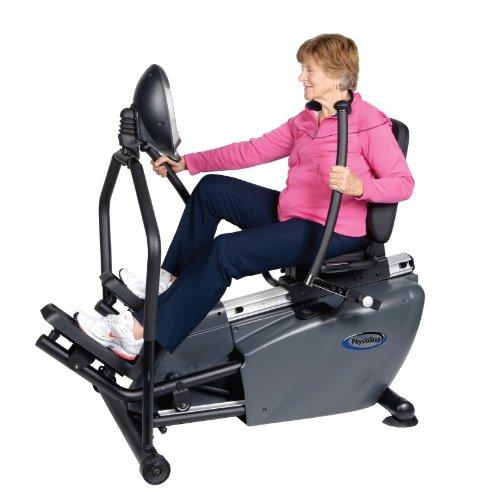 sitting elliptical machine