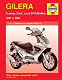 HAYNES MANUAL-NO.4163 GILERA: Manuals - Haynes