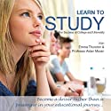 Learn to Study: For Success at College and University