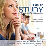 Learn to Study: For Success at College and University | [Aidan Moran]
