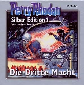 Perry Rhodan Silber Edition 1 die Dritte Macht
