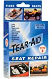 Tear-Aid Repair Type B Vinyl Seat Repair Kit, Clear