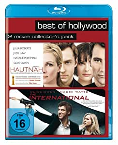 Best of Hollywood - 2 Movie Collector's Pack 32 (Hautnah / The International) [Blu-ray]