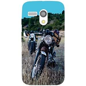 Motorola Moto G Back Cover - Road Trip Designer Cases
