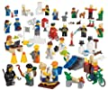 Lego Education Community Minifigures Set 779348 256 Pieces from LEGO Education