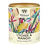 Whittard of Chelsea Mango and Lychee 475 g (Pack of three)