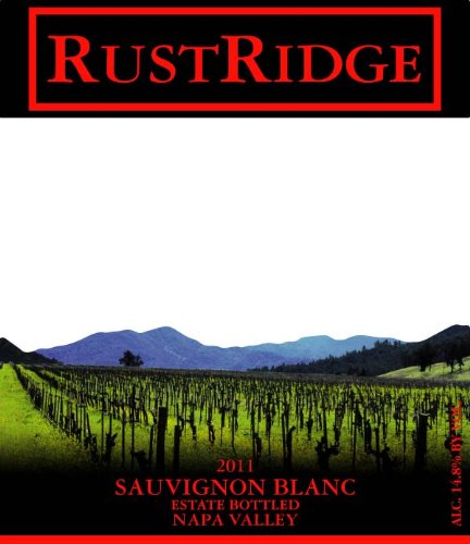 2011 Rustridge Estate Sauvignon Blanc, Napa Valley 750 Ml