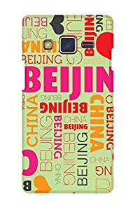 ZAPCASE PRINTED BACK COVER FOR SAMSUNG TIZEN Z2 Multicolor