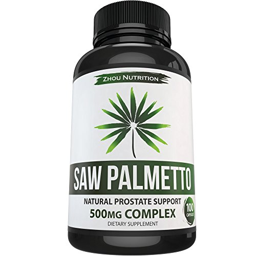 Saw Palmetto Extract For Hair Loss