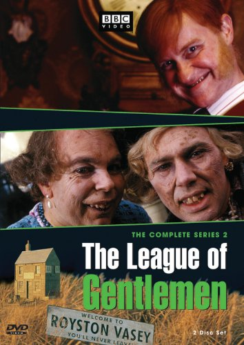 The League of Gentlemen - The Complete Series 2 (The League Season 2 compare prices)