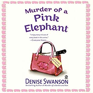 Murder of a Pink Elephant Audiobook