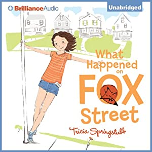 What Happened on Fox Street | [Tricia Springstubb]