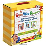 Sight Word Readers Parent Pack: Learning the First 50 Sight Words Is a Snap! ~ Scholastic