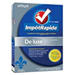 Intuit Imp�tRapide De luxe - Ann�e d'...