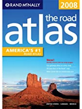 The Road Atlas by Rand