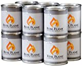 Real Flame Gel Fuel, 12-Pack