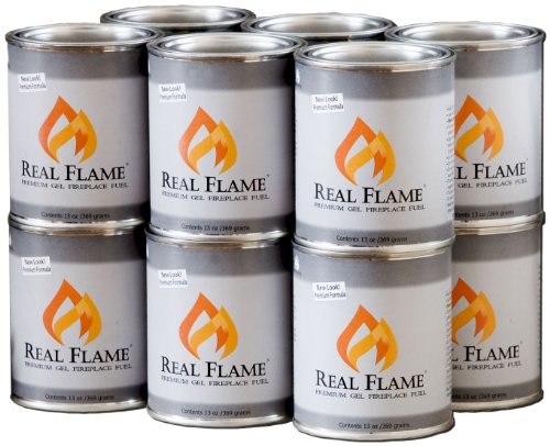 Real Flame Gel Fuel, 12-Pack picture