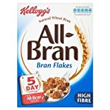 Kellogg's All-Bran Flakes 500g (Pack of 6)