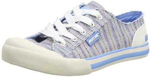 Rocket Dog - Jazzin Nantucket, sneakers da donna, blu (blau (nantucket)), 37.5