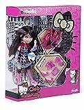 Hello Kitty - Mu�eca Isabella con trousseau Fashion (Famosa 700011671)
