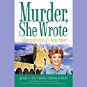 Margaritas and Murder: A Murder, She Wrote Mystery (       UNABRIDGED) by Jessica Fletcher, Donald Bain Narrated by Cynthia Darlow