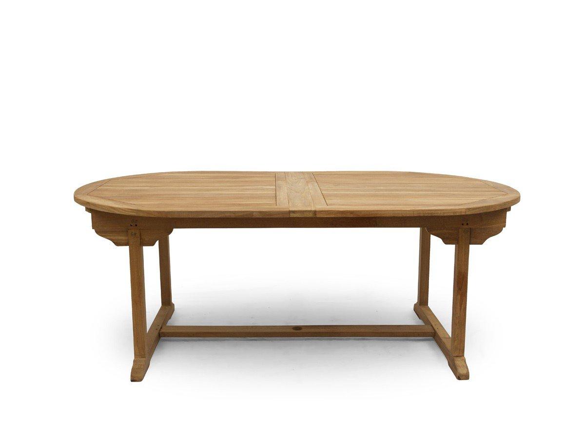 Massiver Gartentisch aus feinsten Teakholz günstig online kaufen