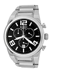 Roberto Bianci Men's 9073M_BLK Swiss Chronograph Date Watch