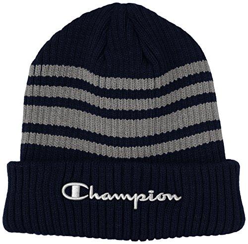 (チャンピオン)Champion ボーダーダブルワッチ 492-0075  コン 頭囲59-61cm