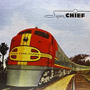 The Super Chief: Music For The Silver Screen [VINYL]
