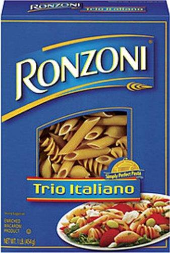 Ronzoni Trio Italiano 16 oz (Pack Of 12)