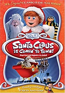 Santa Claus Is Coming To Town Spanish Edition from Classic Media