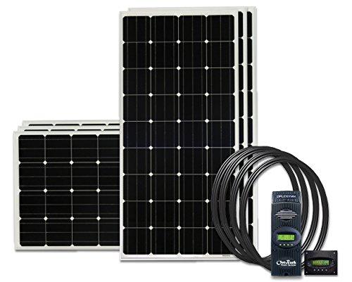 Go Power! Solar-AE 960 Watts All Electric Solar Charging Kit