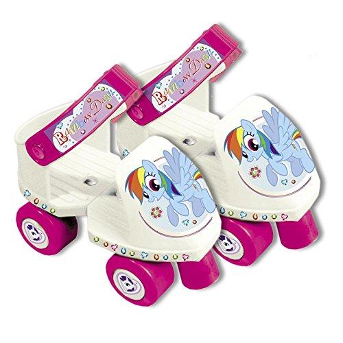 Vision One Kinder Rooler My Little Pony-Skates 29-34, Pink, M, HA13_MLP_WRO_01