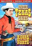 echange, troc Riders of Teh North & Under Texas Skies [Import USA Zone 1]