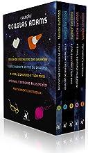Box O mochileiro das galáxias: Coleção digital Douglas Adams - Série completa com os 5 títulos